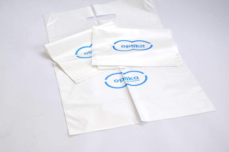 Reklamní plastové tašky