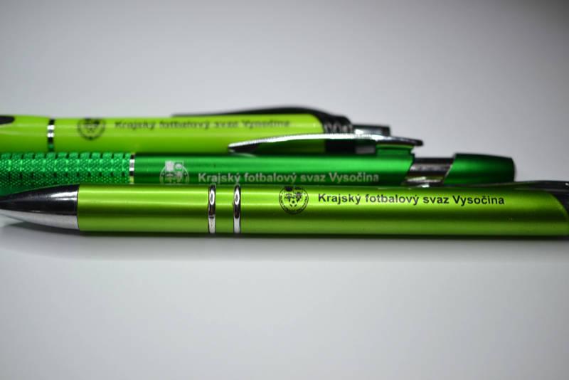 Tužky s potiskem